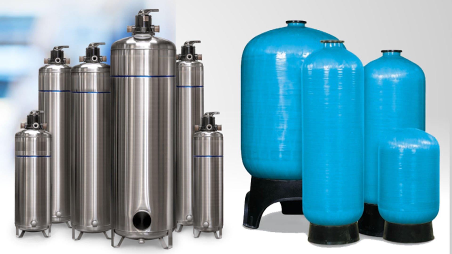 Reservatórios de Inox VS Composite PRFV. Quais as diferenças? | Blog Hidrofiltros