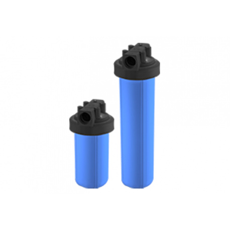Filtragem de água para a indústria - Carcaças Big Blue é com a Hidrofiltros