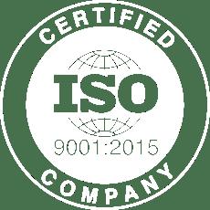Hidrofiltros possui certificação ISO