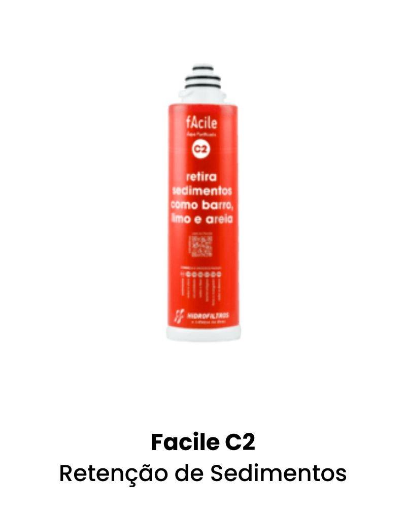 Facile C2 - Retenção de Sedimentos