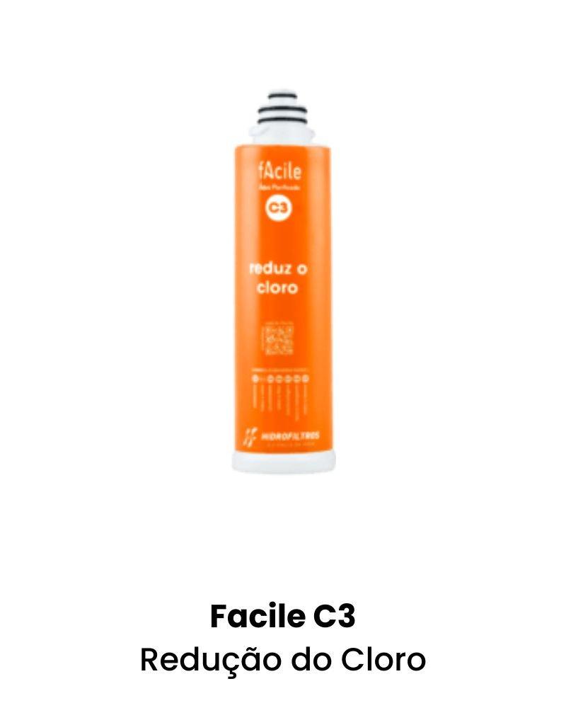 Facile C3 - Redução do Cloro