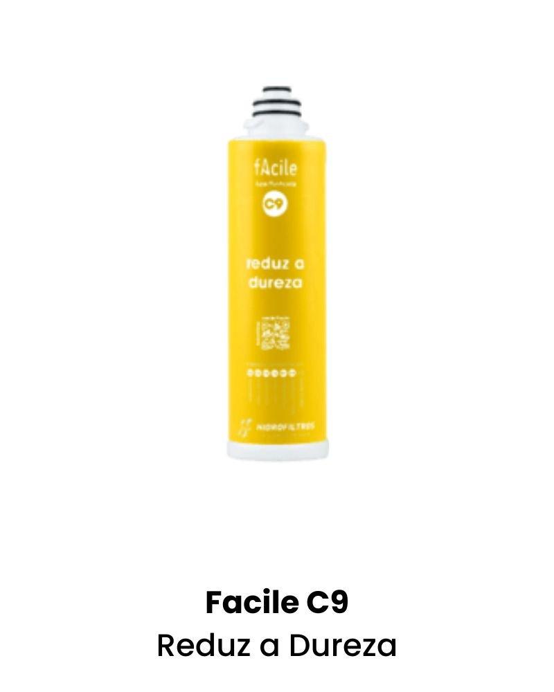 Facile C9 - Reduz a Dureza