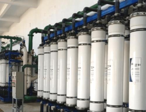 Uso deMembranas no Tratamento de Água de Abastecimento Público